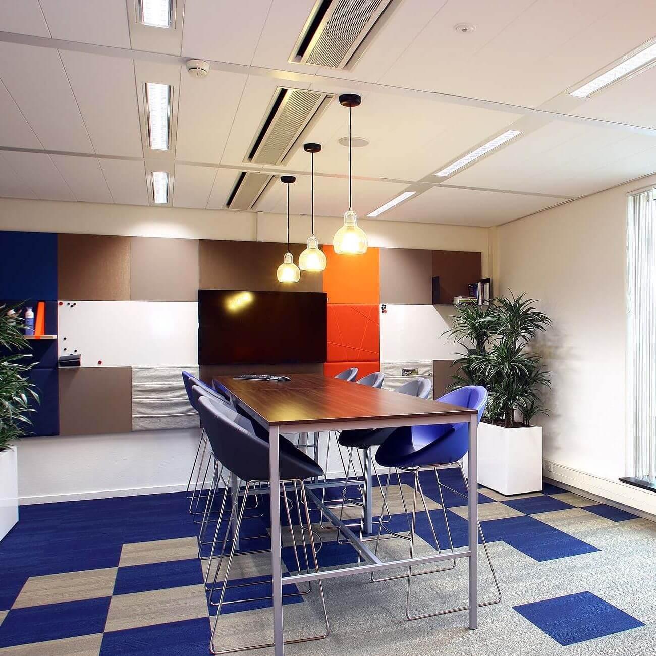 Kantoor<em>LED-oplossingen voor het werken van morgen</em>