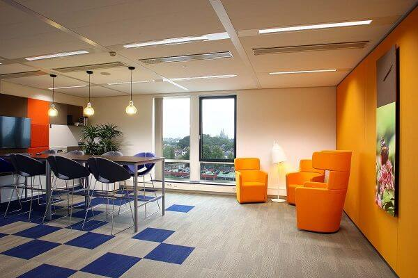 Offices<em>LED-Solutions for the working of tomorrow </em>
