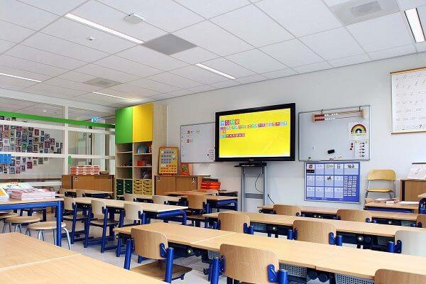 Schools<em>Learn and perform better with AMMANUlighting solutions</em>